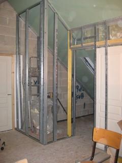 Votre projet immobilier page 1 for Porte douche sous pente